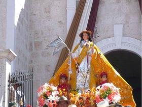 Festival de La Virgen del Sombrero o Santa Úrsula