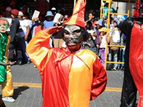 Carnaval Chuquibambino