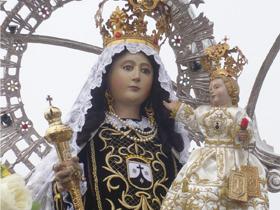 Virgen del Carmen de La Legua