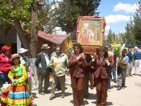 Peregrinación del Señor de Huanca