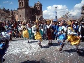 Fiesta de Quillabamba