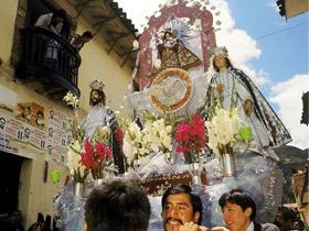 Niño Callaocarpino y El Niño Jacobo