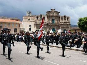 Actos Conmemorativos del Aniversario Nacional