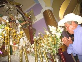 Feria del Señor de Los Milagros de San Clemente
