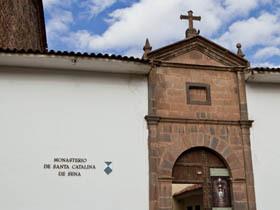 Museo de Santa Catalina (Convento del Qoricancha)