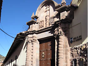 Museo de Arte Religioso (Arzobispado de Cusco)