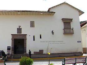 Museo de Arte Precolombino (Banco Continental Bbva)