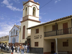 Museo de Sitio Wari Willka (Ministerio de Cultura)