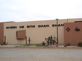Museo de Sitio de Chan Chan (Ministerio de Cultura)