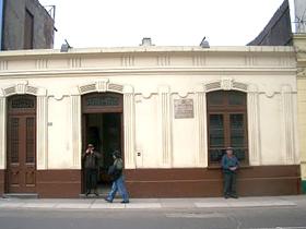 Casa Museo José Carlos Mariátegui (Ministerio de Cultura)