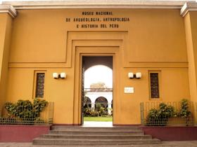 Museo Nacional de Arqueología, Antropología E Historia del Perú (Ministerio de Cultura)