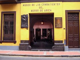 Museo Combatientes del Morro de Arica (Ff.Aa. del Perú)