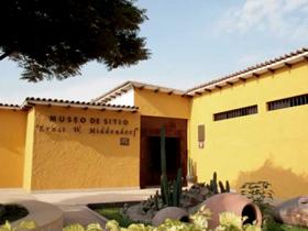 Museo de Sitio  Ernst W. Middendorf (Municipalidad de Lima)