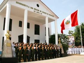 Museo del Ejército Contemporáneo Chavín de Huántar (FF.AA. del Perú)