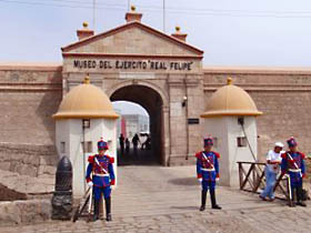 Museo del Ejército Fortaleza del Real Felipe (Ff.Aa. del Perú)