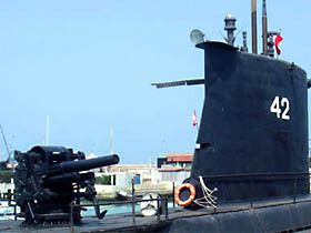 Museo de Sitio Naval Submarino Abtao (Marina de Guerra del Perú)