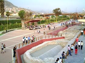 Museo de Sitio Parque de La Muralla (Municipalidad de Lima)