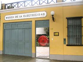 El Museo de La Electricidad (Electroperú S.A)