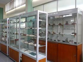 Museo  George Petersen  de La Facultad de Ingeniería de Minas de La Pucp (Pontificia Universidad Católica del Perú)