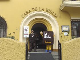 Museo Casa de La Biblia (Sociedad Bíblica del Perú)