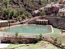 Aguas Termales de Huapa