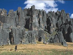 Santuario Nacional de Huayllay
