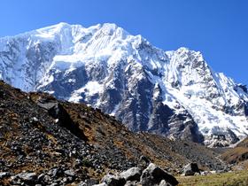 Nevado Salqantay