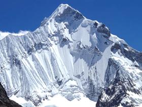 Nevado de Yerupajá