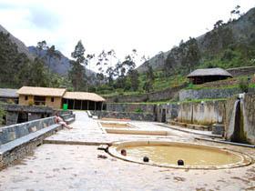 Aguas Termales de Machacancha