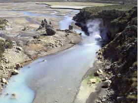 Aguas Termales de Puente Bello