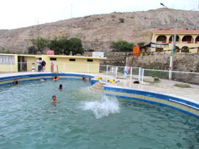Baños Termales de Calientes-Pachia