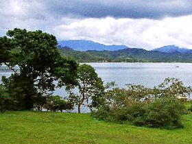 Laguna Azul o Laguna del Sauce