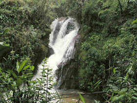 Cascada de Ancahuachanan
