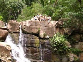 Cascada de Mamonaquihua