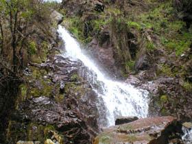 Cascada de Miraflores