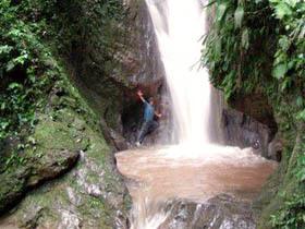 Cascada Velo de las Ninfas