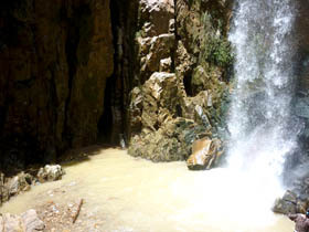 Cascada Llacanora