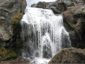 Catarata de Vilavila