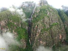 Catarata La Lejía