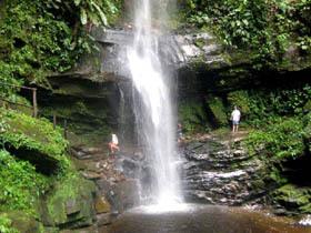 Cataratas de Pucayaquillo