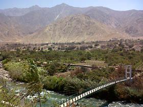 Valle de Lunahuaná