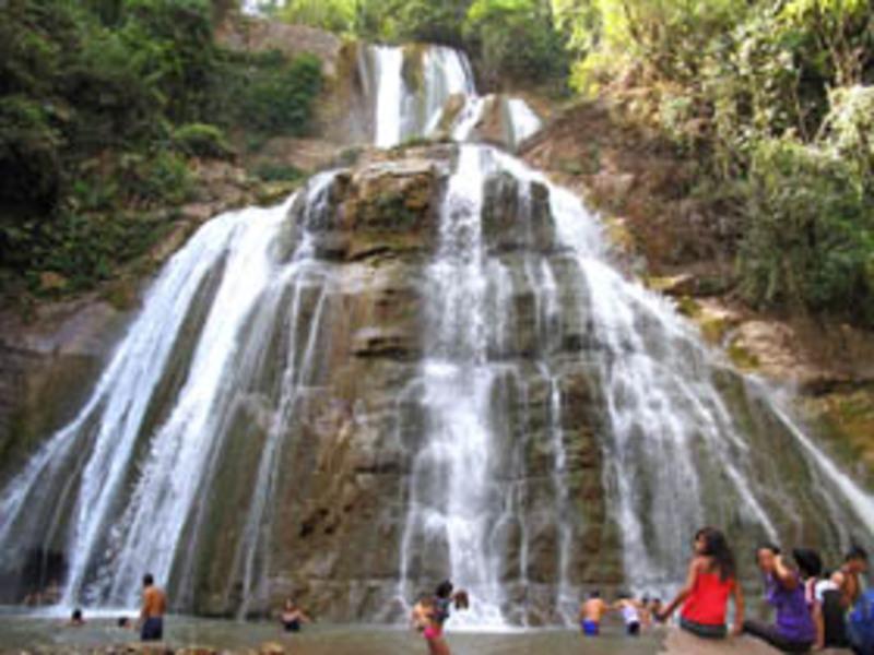 927381c1a Turismo en Catarata Bayoz y Velo de La Novia (Naturaleza)