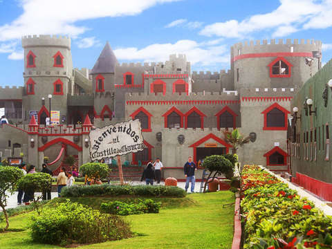 Chancay: City Tour + Castle + Ecotrulypark