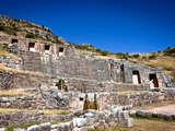 Foto de Cabalgata en la Fortaleza de Sacsayhuamán