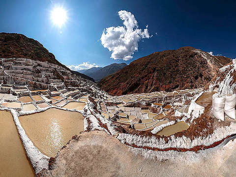 Tour of the Incredible Maras - Moray + Entrance Ticket