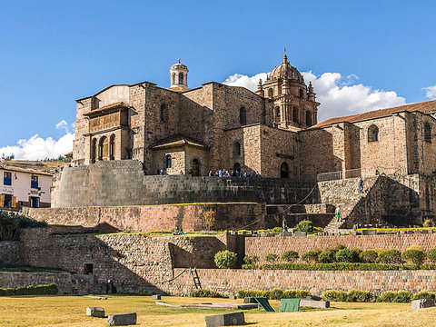 Cusco City in 5 Hours (Inc Ticket Qoricancha)
