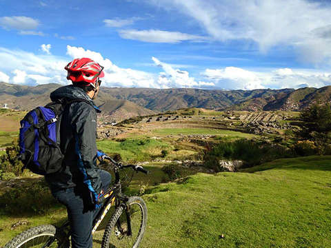 Full Day: Biking en el Valle Sagrado de los Incas [Extremo]