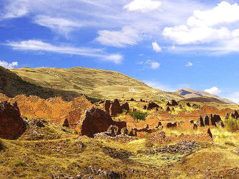 Tour South Valley Cusco: Tipón, Pikillacta and Andahuaylillas