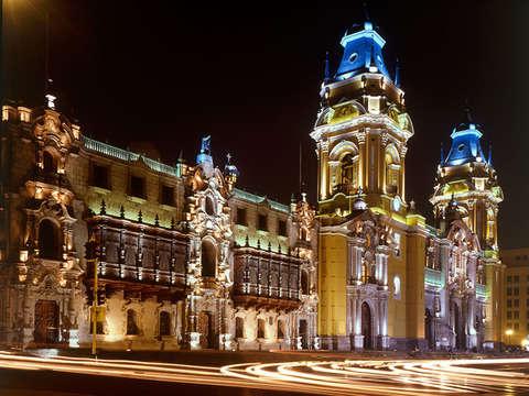 Recorrido por Lima, Hermosa e Iluminada