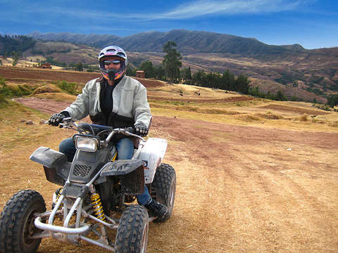 Travel Maras in ATV